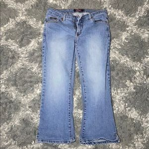 Angel jeans girls size large like new condition